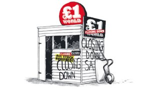 pound shed closing down
